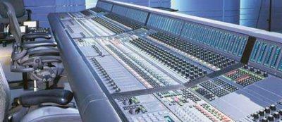 Mesa de mezclas del Skywalker Sound