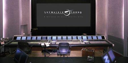 Un sala de grabación con sitema Euphonix System 5