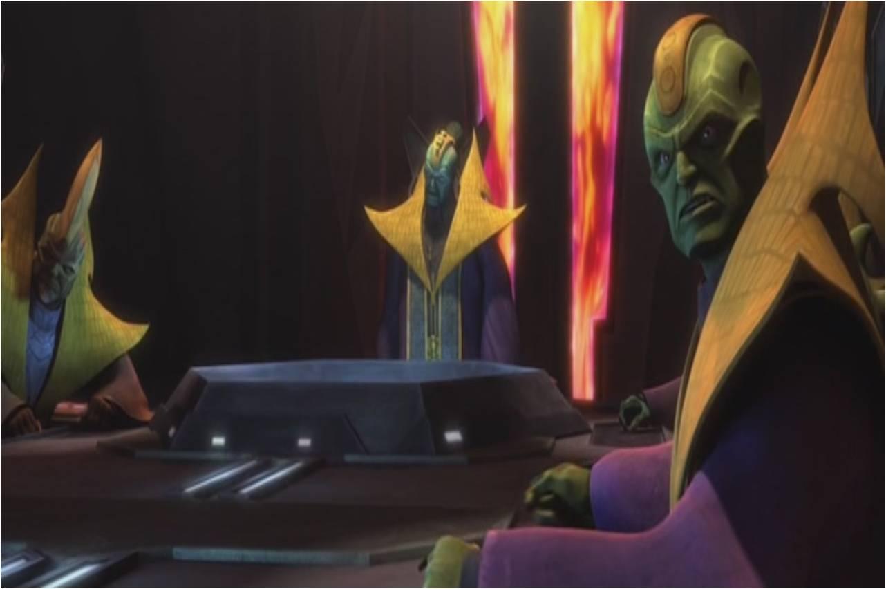 SithNET - Universo SW - La Galaxia - Razas Alienígenas - Mustafarinos