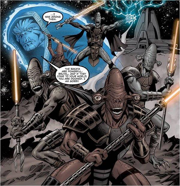 Rakata Star Wars