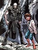 Darth Bane y Zannah en el Valle de los Jedi